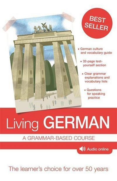 Living German - Richard Woods Buckley