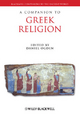 A Companion to Greek Religion - Daniel Ogden