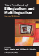 The Handbook of Bilingualism and Multilingualism - Tej K. Bhatia; William C. Ritchie