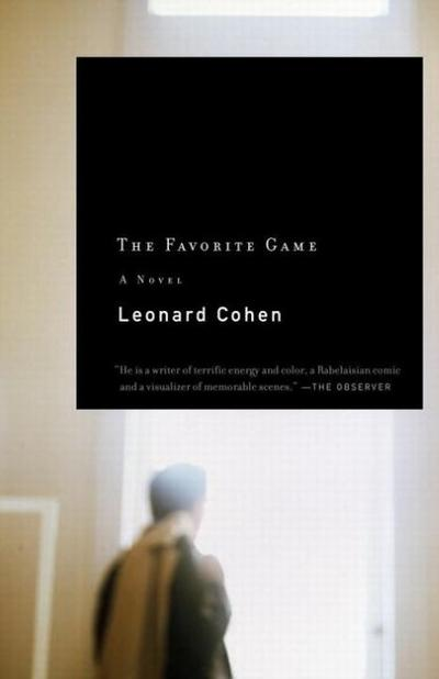 The Favorite Game - Leonard Cohen