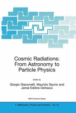Cosmic Radiations: From Astronomy to Particle Physics - Giacomelli