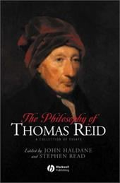 The Philosophy of Thomas Reid: A Collection of Essays - Haldane / Read / Haldane, John