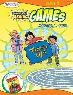 Engage the Brain: Games: Grade 1 - Tate, Marcia L.