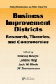 Business Improvement Districts - Goktug Morcol; Lorlene Hoyt; Jack W. Meek; Ulf Zimmermann