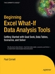 Beginning Excel What-If Data Analysis Tools - Paul Cornell