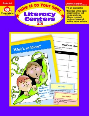 Literacy Centers, Grades 4-5 - Evan-Moor Educational Publishers