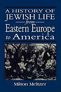 A History of Jewish Life from Eastern Europe to America: The Lost World and the Discovered World