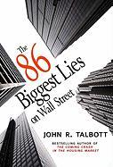 The 86 Biggest Lies on Wall Street