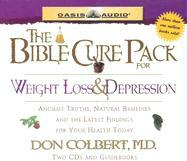 The Bible Cure Pack 3: Weight Loss and Depression