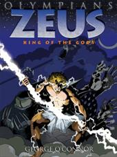 Zeus: King of the Gods - O'Connor, George