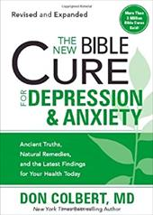 The New Bible Cure for Depression & Anxiety - Colbert, Don