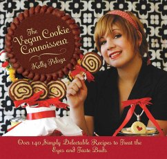 The Vegan Cookie Connoisseur - Peloza, Kelly