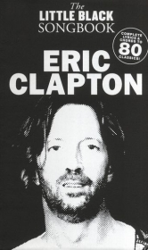 The Little Black Songbook of Eric Clapton - Eric Clapton