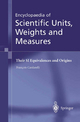 Encyclopaedia of Scientific Units, Weights and Measures - Francois Cardarelli