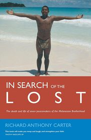 In Search Of The Lost - Richard Anthony Carter