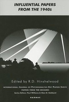 Influential Papers from the 1940s - Herausgeber: Hinshelwood, R. D.