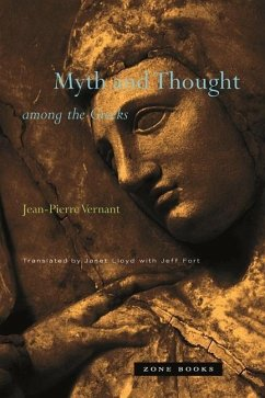 Myth and Thought Among the Greeks - Vernant, Jean-Pierre