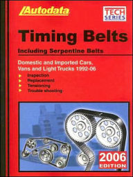 2006 Timing Belts (Coverage 1992-2006) - Autodata