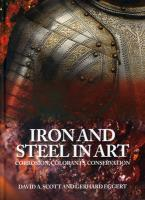Iron and Steel: Corrosion, Colorants, Conservation: Corrosion, Colourants, Conservation