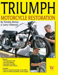 Triumph Motorcycle Restoration - Timothy Remus