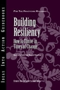 Building Resiliency: How to Thrive in Times of Change - Pulley, Mary Lynn