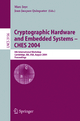 Cryptographic Hardware and Embedded Systems - CHES 2004 - Marc Joye; Jean-Jaques Quisquater
