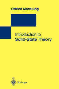 Introduction to Solid-State Theory - B.C. Taylor