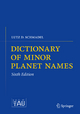 Dictionary of Minor Planet Names - Lutz D. Schmadel
