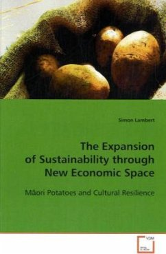The Expansion of Sustainability through New Economic Space - Lambert, Simon