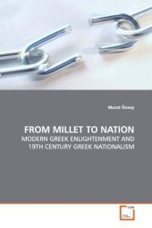 FROM MILLET TO NATION - Murat Önsoy