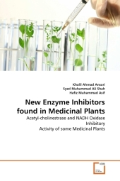New Enzyme Inhibitors found in Medicinal Plants - Khalil Ahmad Ansari
