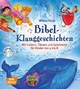 Bibel-Klanggeschichten, m. Audio-CD - Wilma Osuji