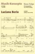 Tadday, Ulrich: Luciano Berio