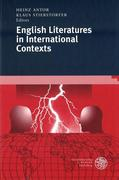 English Literatures in International Contexts