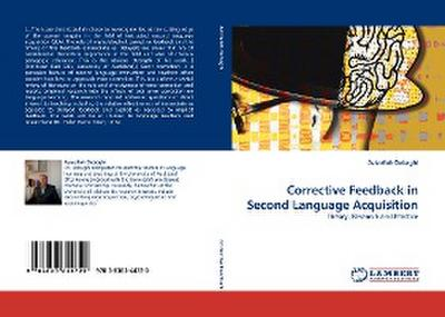Corrective Feedback in Second Language Acquisition - Azizollah Dabaghi
