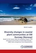 Diversity changes in coastal plant communities at SW Karmøy (Norway)