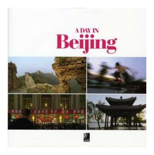 A Day in Bejing. Con 4 CD Audio - Roh Frederick