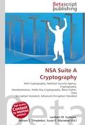 NSA Suite A Cryptography
