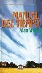 Manual del tiempo - Watts, Alan