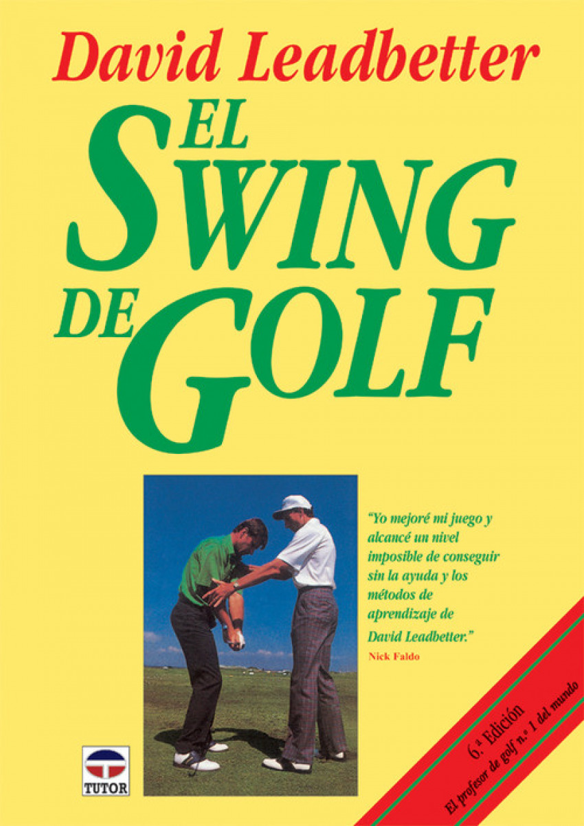 El swing de golf - Leadbetter, David