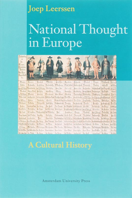 National Thought in Europe - J. Leerssen