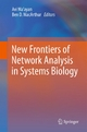 New Frontiers of Network Analysis in Systems Biology - Avi Ma'ayan;  Avi Ma'ayan;  Ben MacArthur;  Ben D. MacArthur