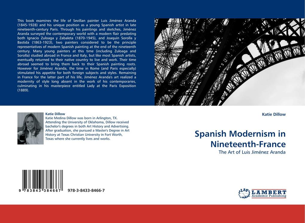 Spanish Modernism in Nineteenth-France - Katie Dillow