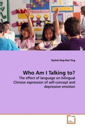 Who Am I Talking to? - The effect of language on bilingual Chinese expression of self-concept and depressive emotion