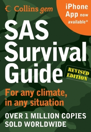 Collins Gem: SAS Survival Guide - For any climate, for any situation