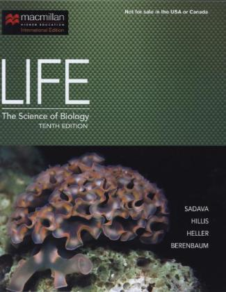 Life, The Science of Biology, International Edition