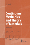 Haupt, Peter: Continuum Mechanics and Theory of Materials