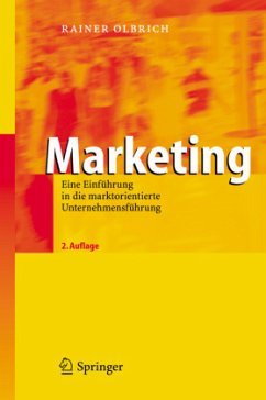 Marketing - Olbrich, Rainer