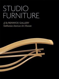 Studio Furniture of the Renwick Gallery: Smithsonian American Art Museum - Fitzgerald, Oscar P.