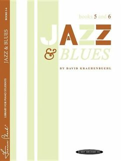 Jazz & Blues, Books 5-6 - Kraehenbuehl, David
